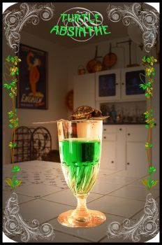 Turtle Absinthe by Maxwell-Vibe