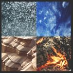The Four Elements by 1Mathew7