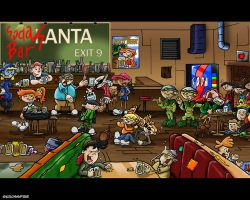 Where Everybody Knows Your Numbuh by Kroizat
