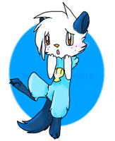 Oshawott by Thunderclap12