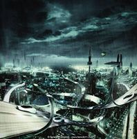 city of the future by blackangel559