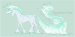 1296 | Quirlicorn Foal by Wolv31000