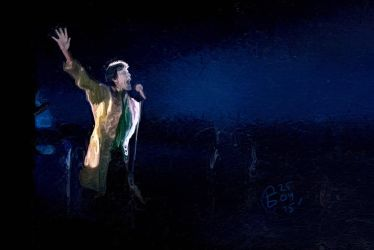 MICK JAGGER live at the Tokyo Dome February 1990 by Urteilskraft