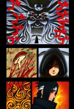 The Tail of Madara by boutboul