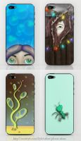 IPHONE and IPOD Skins no.1 by Kyle-Lefort
