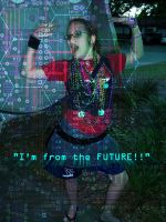 I'M FROM THE FUTURE by trebory6