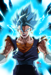 This is Vegetto Blue by limandao