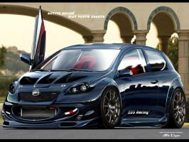 Fiat Punto Abarth by Active-Design