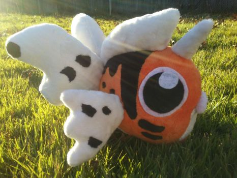 Seaking Pokemon Plush by Misswd