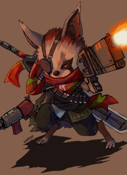 Biomutant by nightsanghaw