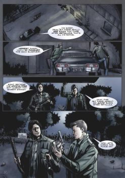 Spn 'Borrowed Trouble' page 1 by Ammosart