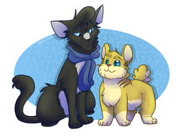 Welcome Back To Catlock by Pikachu-Noises