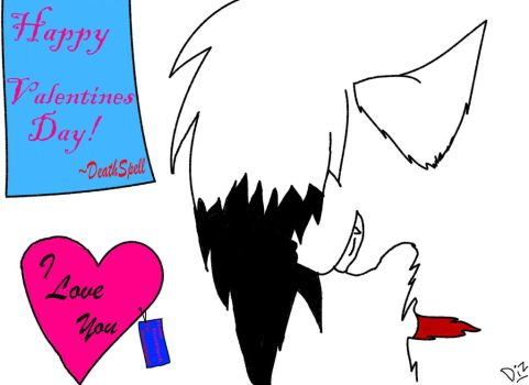 Happy Valentines Day! by DeathSpell1995