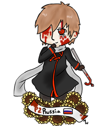 P2!Russia by APH-Dark-Mongolia