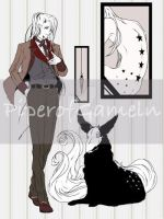 [CLOSED] Adoptables Auction 74 - Kubiu by PiperOfGameln