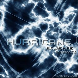 Hurricane Brushes by KeyMoon