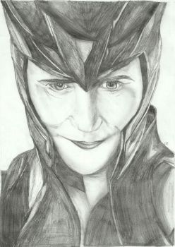 Loki by TomMarvoloRiddle13
