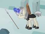 For the Watch: Silver Hoof by csillaghullo