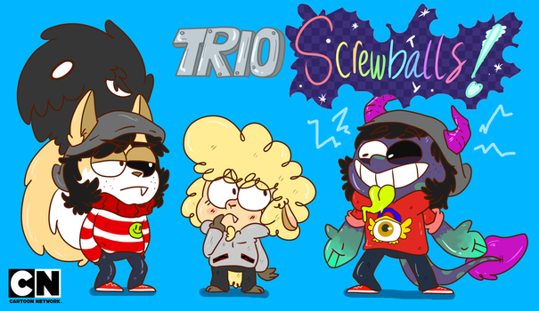 CN MAKES A NEW SHOW!!1!!!1111 by Intoxic-Lizard