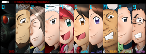 SIDE A: [9 Hours, 9 Persons, 9 Doors] by cutejana17