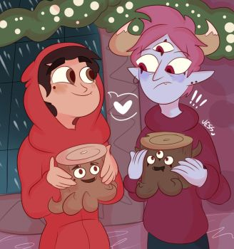 Tomco Week, Day 2 by Jess-the-vampire