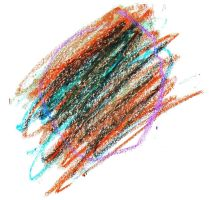 Textures: Crayon 066 by onecoldcanadian