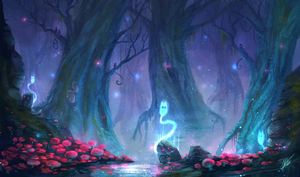 Enchanted Forest by ARTdesk