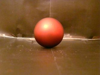 Stock: Red Orb by FantasyFailure-Stock