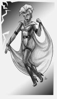 Storm by InkCell-Illustration