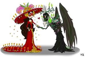 The Book Of Life by LadyVentuswill