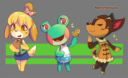 Animal Crossing by Limited-Access