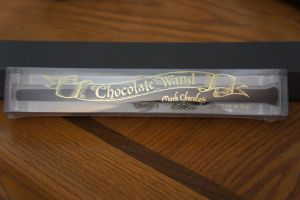 Chocolate Wand by Prue126