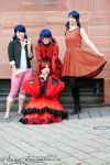 Miraculous Ladybug | Group | IV by Wings-chan
