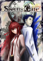 Steins Gate by lucentfong