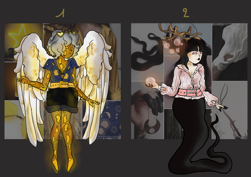 aesthetic mystery adopts (0/2) by Bunny-Master