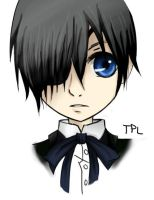 Ciel Phantomhive by The-Pocket-Llama