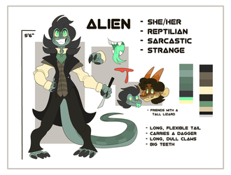 ALIEN ANTHRO REFERENCE 2018 by T-R-I-C-K-E-R-Y