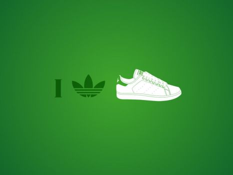 Stan Smith forever by mllemlesucre
