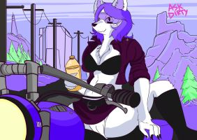 Dirty Ride by askdirty
