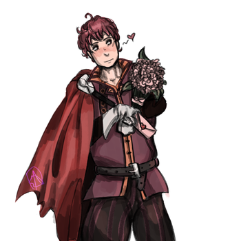 Love Abounds Lukas by AngieMal