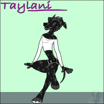 Toon Taylani by CausticKreature