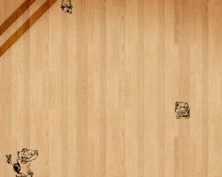 Wooden Vista Wallpaper by mb-neo
