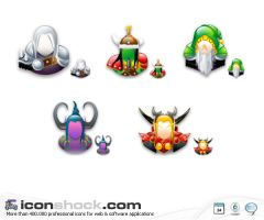 World of Warcraft Icons by Iconshock