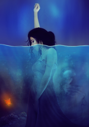 Drowning Pretty by damilepidus