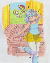 Auditions preparations by Ann-nna