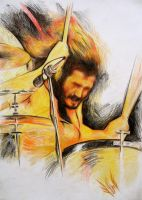 The Thunder of Drums by SweetChile