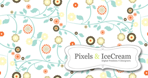 'GypsyGarden' Seamless tile by pixelsandicecream
