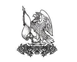 Eagle Heraldry Sketch by NoahBDesign