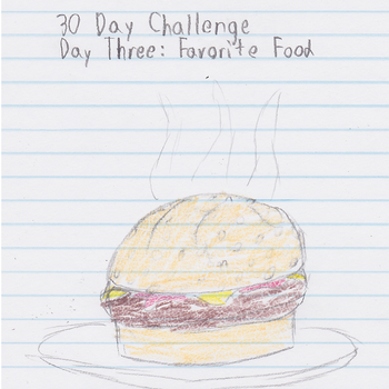 30 Day Challenge- Day Three by StrongBrush1