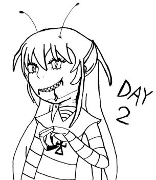 Goretober Day 2: Space by Ask-Tei-the-Yandere